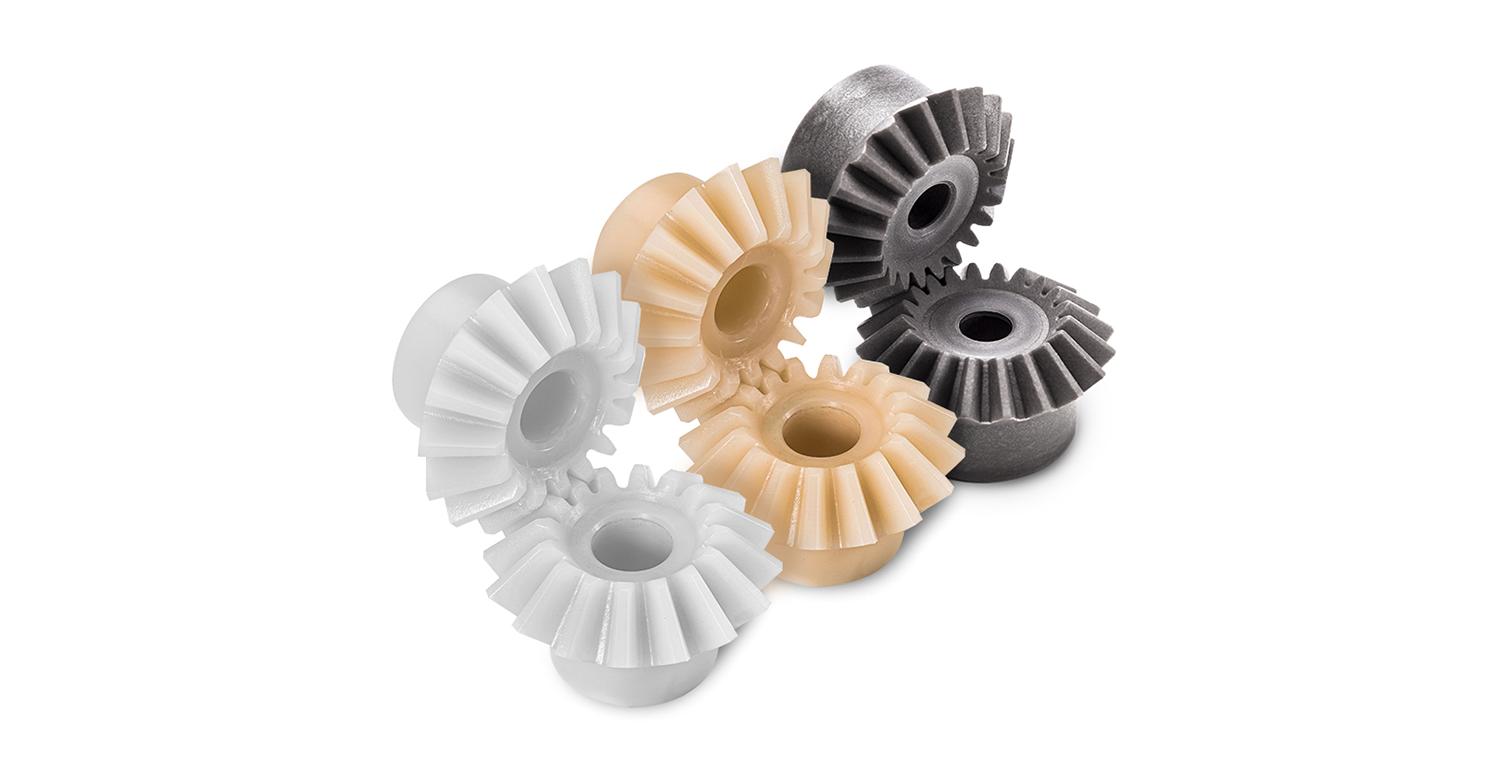 Kunststoff-Kegelzahnräder
