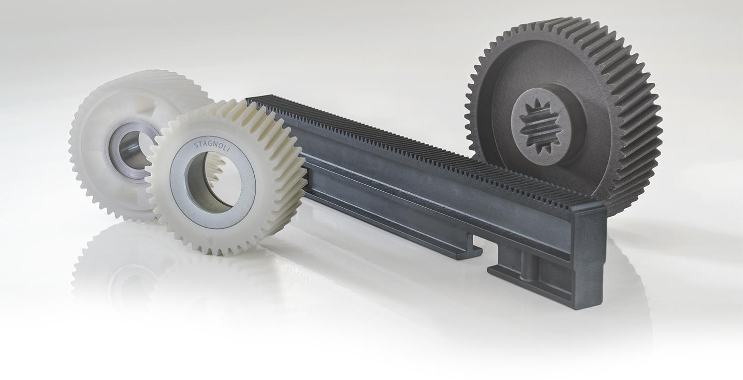 mechanische Technopolymer-Bauteile