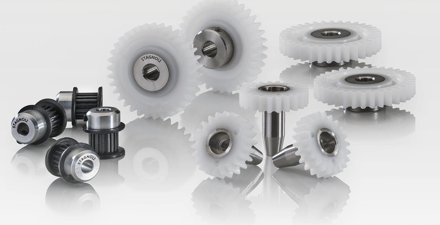 Vorteile der Kunststoffgetriebe