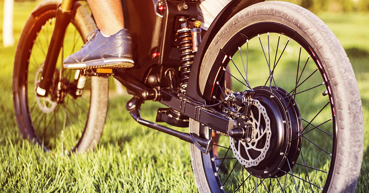 ingranaggi per bici elettriche in tecnopolimero