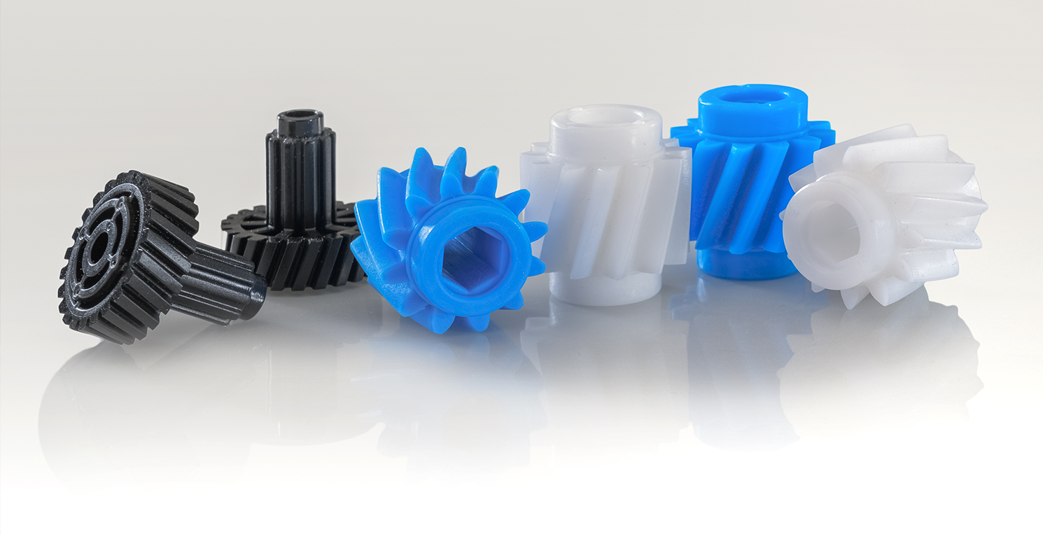 composants mécaniques en technopolymère