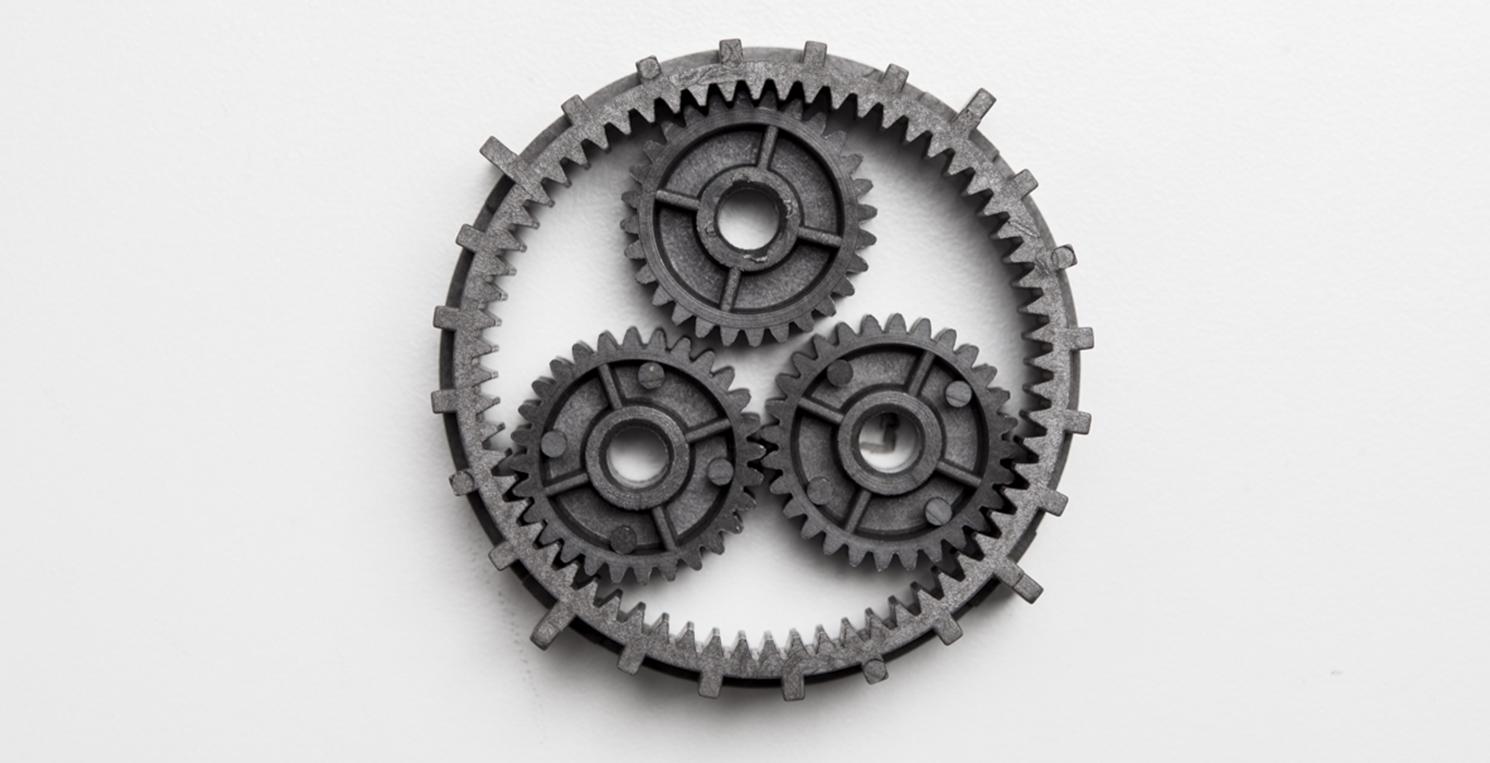 Technopolymères et engrenages de précision