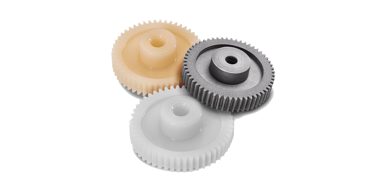 componenti e ingranaggi di precisione